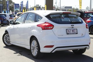 2016 Ford Focus LZ Sport White 6 Speed Manual Hatchback