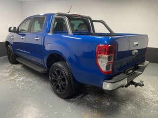 2020 Ford Ranger PX MkIII 2020.75MY XLT Blue Lightning 10 Speed Sports Automatic Double Cab Pick Up