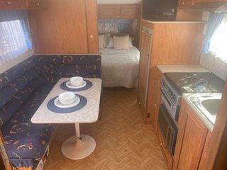 2005 Coromal Lifestyle 605/8S Caravan