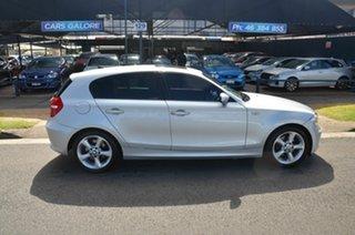 2009 BMW 120i E87 MY09 Silver 6 Speed Automatic Hatchback.