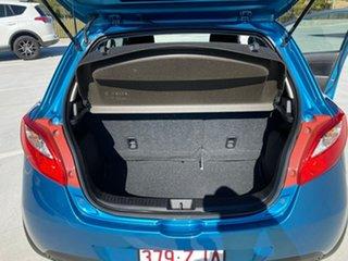 2014 Mazda 2 DE10Y2 MY14 Neo Sport Blue 5 Speed Manual Hatchback