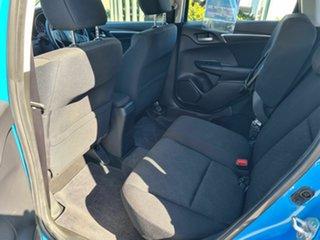 2016 Honda Jazz GF MY17 VTi-S Blue 1 Speed Constant Variable Hatchback