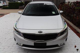 2016 Kia Cerato YD MY17 S Silver 6 Speed Sports Automatic Sedan.