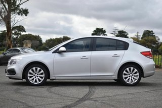 2016 Holden Cruze JH Series II MY16 Equipe Grey 6 Speed Sports Automatic Hatchback
