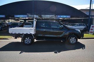 2017 Mazda BT-50 MY16 XT (4x4) Black 6 Speed Automatic Dual Cab Utility.