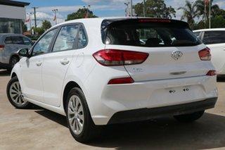 2019 Hyundai i30 PD MY19 Go White 6 Speed Automatic Hatchback