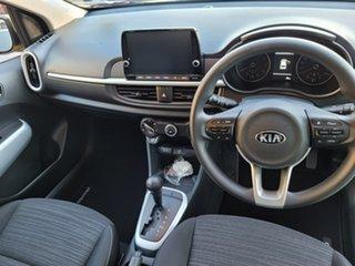 2021 Kia Picanto JA MY21 S Green 4 Speed Automatic Hatchback