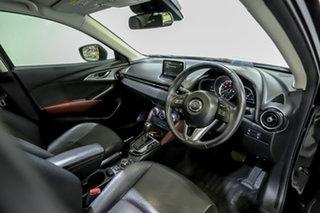 2015 Mazda CX-3 DK2W7A Akari SKYACTIV-Drive Black 6 Speed Sports Automatic Wagon