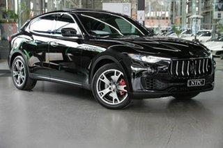 2019 Maserati Levante M161 MY19 Q4 Black 8 Speed Sports Automatic Wagon.
