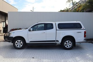 2014 Holden Colorado RG MY14 LTZ Space Cab Summit White 6 Speed Sports Automatic Utility