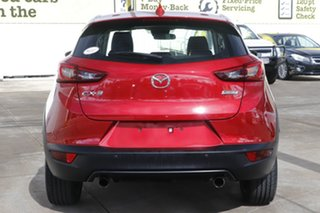 2017 Mazda CX-3 DK2W7A sTouring SKYACTIV-Drive Red 6 Speed Sports Automatic Wagon