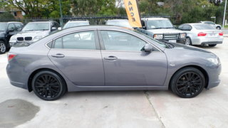 2008 Mazda 6 GH1051 Classic Grey 5 Speed Sports Automatic Sedan