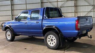 1998 Nissan Navara D22 DX Blue 5 Speed Manual Utility