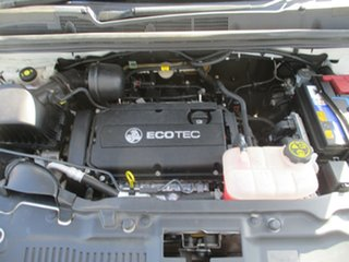 2015 Holden Trax TJ MY16 LS Summit White 6 Speed Automatic Wagon
