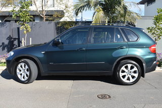 2007 BMW X5 E70 d Steptronic Executive Green 6 Speed Sports Automatic Wagon.
