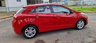 2012 Hyundai i30 GD Elite Red 6 Speed Sports Automatic Hatchback.