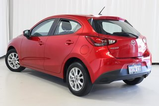 2014 Mazda 2 DJ2HA6 Maxx SKYACTIV-MT Red 6 Speed Manual Hatchback.