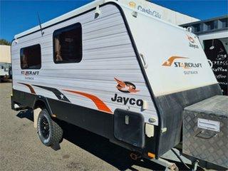 2015 Jayco Starcraft Outback.