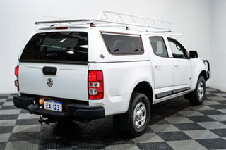 2017 Holden Colorado RG MY17 LS Pickup Crew Cab White 6 Speed Sports Automatic Utility