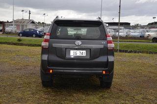 2015 Toyota Landcruiser Prado KDJ150R MY15 Altitude (4x4) Grey 5 Speed Automatic Wagon