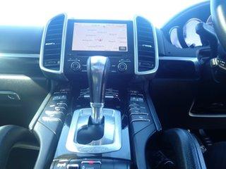 2016 Porsche Cayenne Series 2 MY16 Diesel Platinum Edition Black Magic 8 Speed Automatic Tiptronic