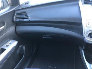 2009 Honda City GM MY09 VTi Black 5 Speed Manual Sedan