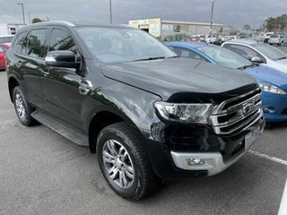 2017 Ford Everest UA MY17.5 Trend (4WD) Black 6 Speed Automatic SUV