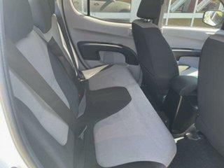 2014 Mitsubishi Triton MN MY14 Update GLX (4x4) White 4 Speed Automatic 4x4 Double Cab Utility