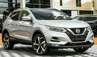 2021 Nissan Qashqai MY20 TI Platinum Continuous Variable Wagon