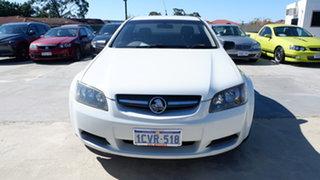 2008 Holden Ute VE Omega White 4 Speed Automatic Utility.