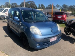 2011 Renault Kangoo WHEELCHAIR Blue Automatic Wagon