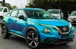 2021 Nissan Juke F16 ST-L Vivid Blue 7 Speed Auto Dual Clutch Hatchback