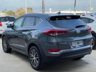 2016 Hyundai Tucson TLE Elite 2WD Grey 6 Speed Sports Automatic Wagon.