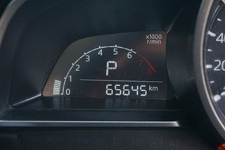 2017 Mazda CX-3 DK4W7A Maxx SKYACTIV-Drive i-ACTIV AWD Blue 6 Speed Sports Automatic Wagon