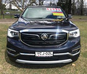 2019 Holden Acadia AC MY19 LTZ 2WD Blue 9 Speed Sports Automatic Wagon.