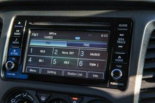 2019 Mitsubishi Triton MR MY20 GLX 4x2 White 5 Speed Manual Cab Chassis