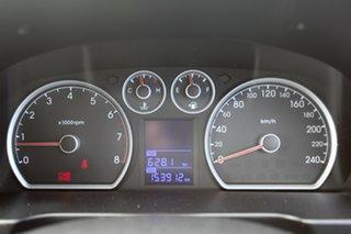 2008 Hyundai i30 FD MY09 SX White 5 Speed Manual Hatchback