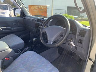 2001 Toyota Landcruiser Prado VZJ95R GXL (4x4) Silver 4 Speed Automatic 4x4 Wagon