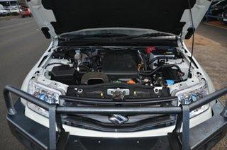 2017 Suzuki Grand Vitara JT MY15 Navigator (4x4) White 4 Speed Automatic Wagon
