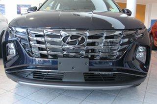 2021 Hyundai Tucson NX4.V1 MY22 Highlander D-CT AWD Deep Sea 7 Speed Sports Automatic Dual Clutch.