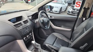 2015 Mazda BT-50 UP0YF1 GT Black Mica 6 Speed Sports Automatic Utility