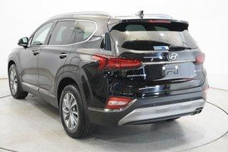 2018 Hyundai Santa Fe TM MY19 Elite Black 8 Speed Sports Automatic Wagon.