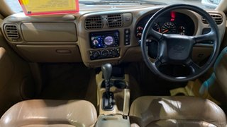 2000 Chevrolet Blazer LT White 4 Speed Automatic Wagon