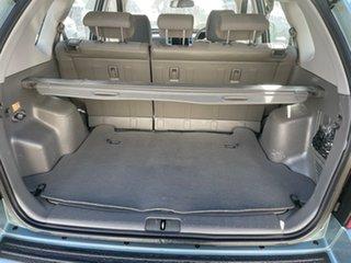 2007 Hyundai Tucson JM MY07 City SX Silver 5 Speed Manual Wagon