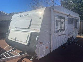 2005 Coromal Lifestyle 605/8S Caravan.