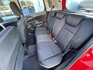 2019 Honda Jazz GF MY19 VTi Red 1 Speed Constant Variable Hatchback