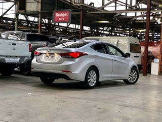 2014 Hyundai Elantra MD3 Elite Silver 6 Speed Sports Automatic Sedan