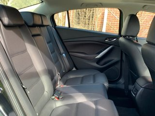 2017 Mazda 6 GL Series GT Black Sports Automatic Sedan