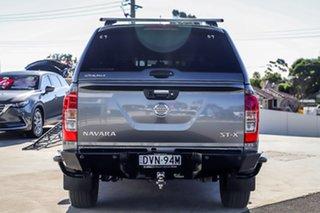 2017 Nissan Navara D23 S3 ST-X Slate Grey 7 Speed Sports Automatic Utility