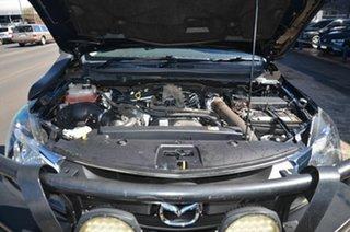 2017 Mazda BT-50 MY16 XT (4x4) Black 6 Speed Automatic Dual Cab Utility